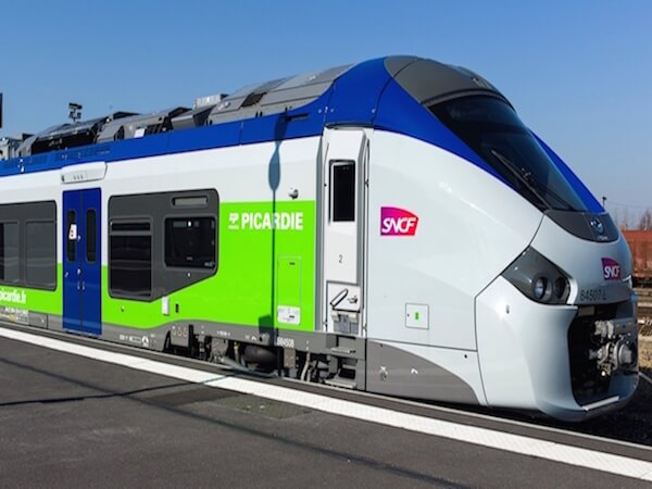 Alstom Regiolis for Picardy region