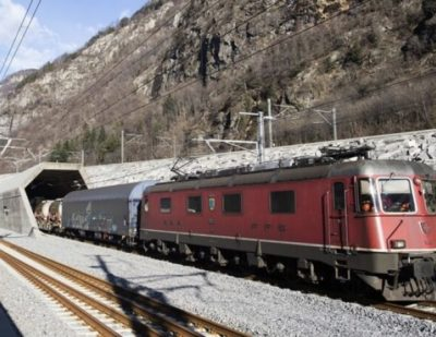 Asia: China – Iran Freight Train Makes Inaugural Direct Journey