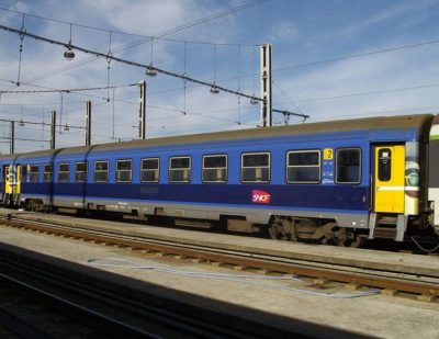 France: Progress Report on Long-Distance Passenger Service Upgrade