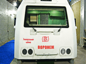 Modular Control Cabin for Traction Equipment