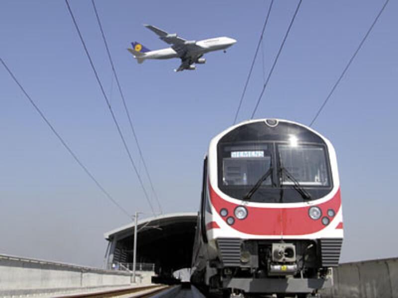 Airport Rail Link, Bangkok © Siemens