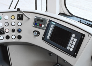 Siemens Automatic Train Control System
