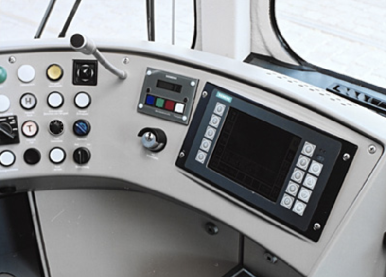 Intermittent Automatic Train Control System © Siemens