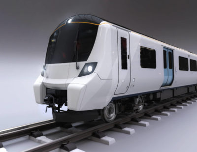 UK: 25 Siemens Six-Carriage Trainsets Ordered for Great Northern Route