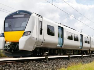 Desiro City Commuter Train