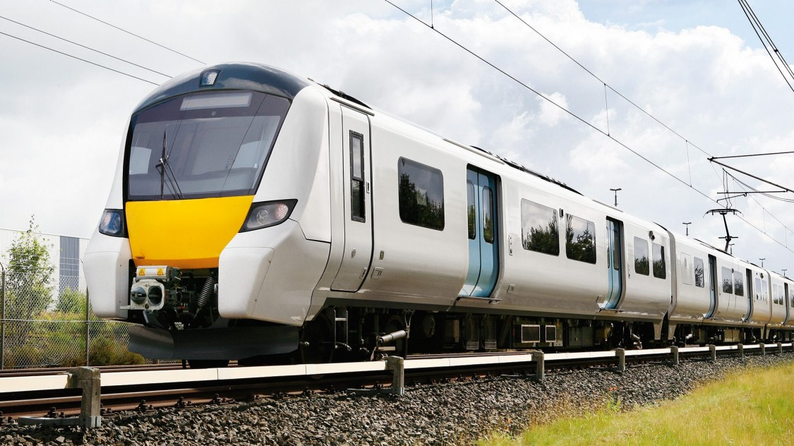 Desiro City Commuter Train © Siemens