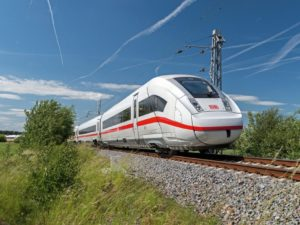 ICE 4 High-Speed Train
