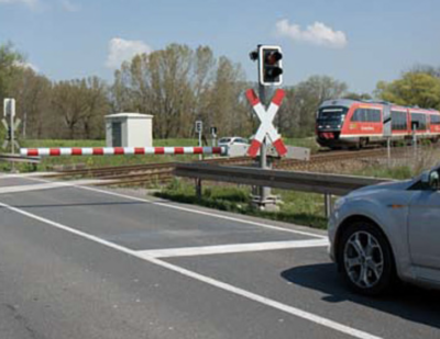 Siemens Level Crossing Protection
