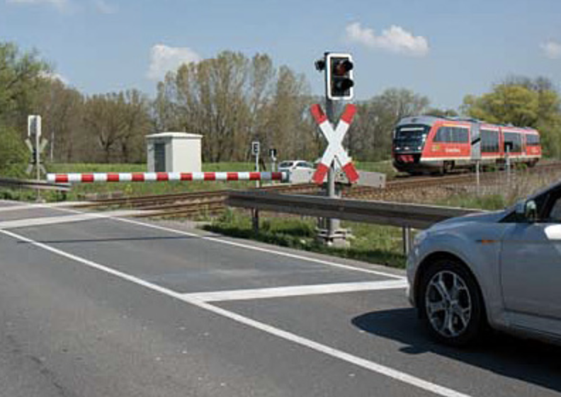 Level Crossing Protection System © Siemens