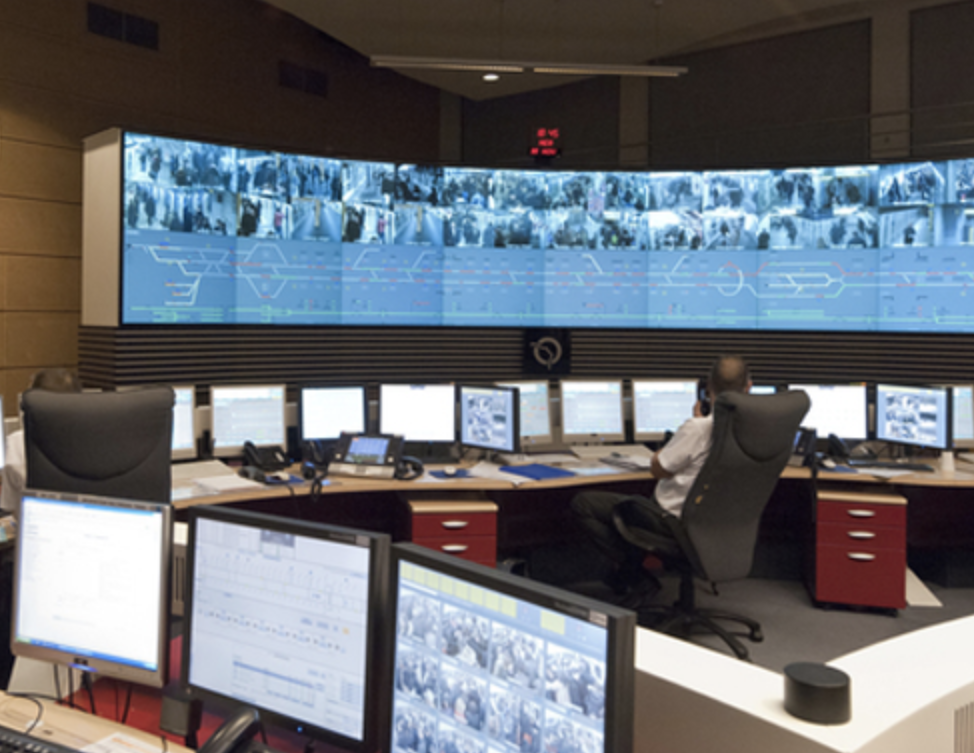 Operations Control Systems and Rail-IT Solutions © Siemens