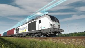 Siemens Vectron Dual Mode
