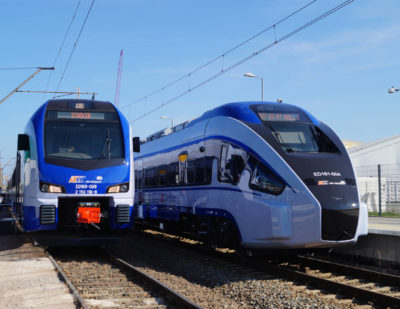 Netherlands: Stadler Wins €125m Contract for Keolis