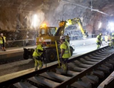 Sweden: Strukton Rail Win Trafikverket Track Renewal Contract