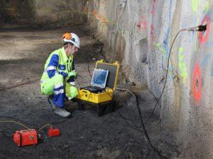 Tunnel Seismics System