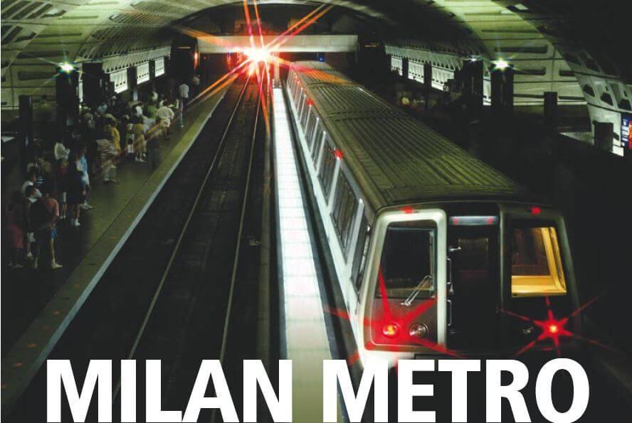 Tamrotor Compressed Air Solution for Subways – Copyright Frensistemi