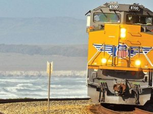 $121.6m Union Pacific Investment into California Network