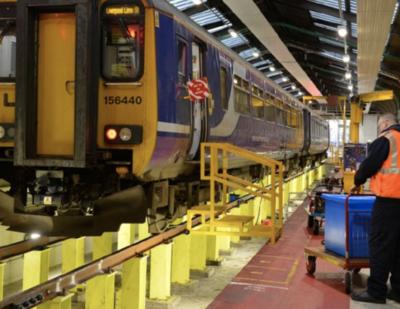 Unipart Rail Depot Stores Management