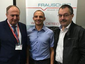 Australia: Frauscher Sensor Technology Celebrate Australian Success