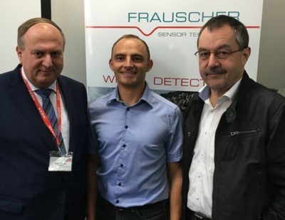 Australia: Frauscher Sensor Technology Celebrate Australian Success