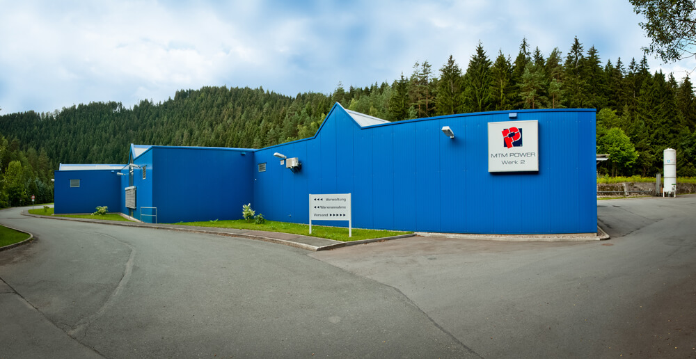 MTM Power's Production Facility