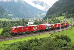 Switzerland: Windhoff Supply Fire Rescue Recovery Trains to SBB