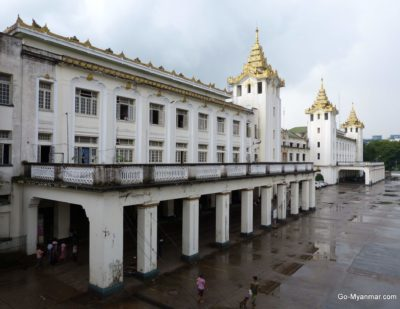 Burma: Myanma Railways Announces Shortlist for Yangon Central Railway Station