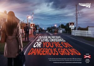 UK: Network Rail Launches Level Crossing Safety Campaign