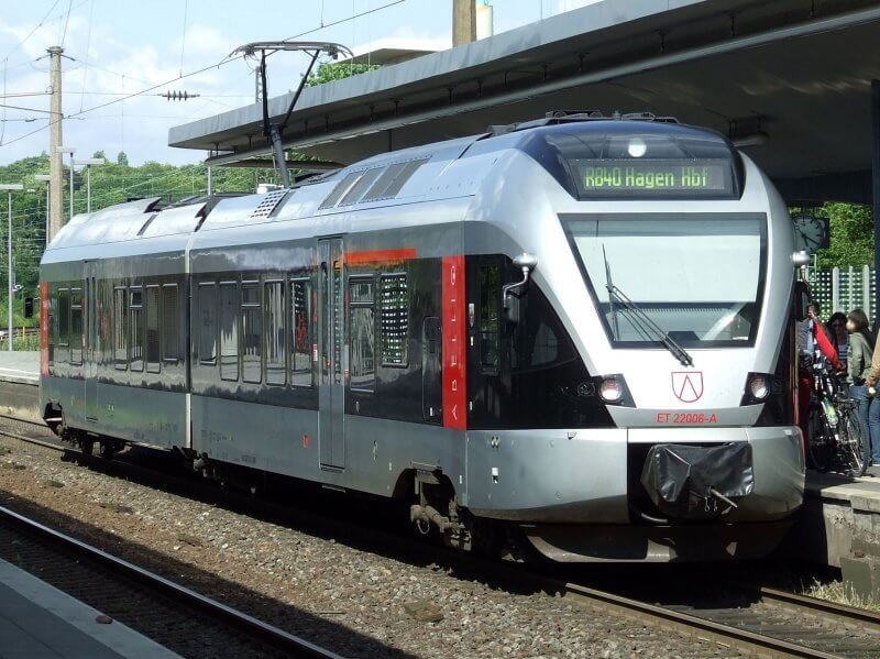 Abellio Rail Win East Germany Regional Contract