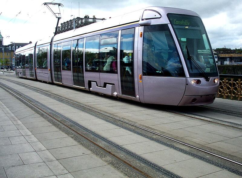 Alstom Awarded 53 million Five Year Contract Extensions for Dublin Tram Systems