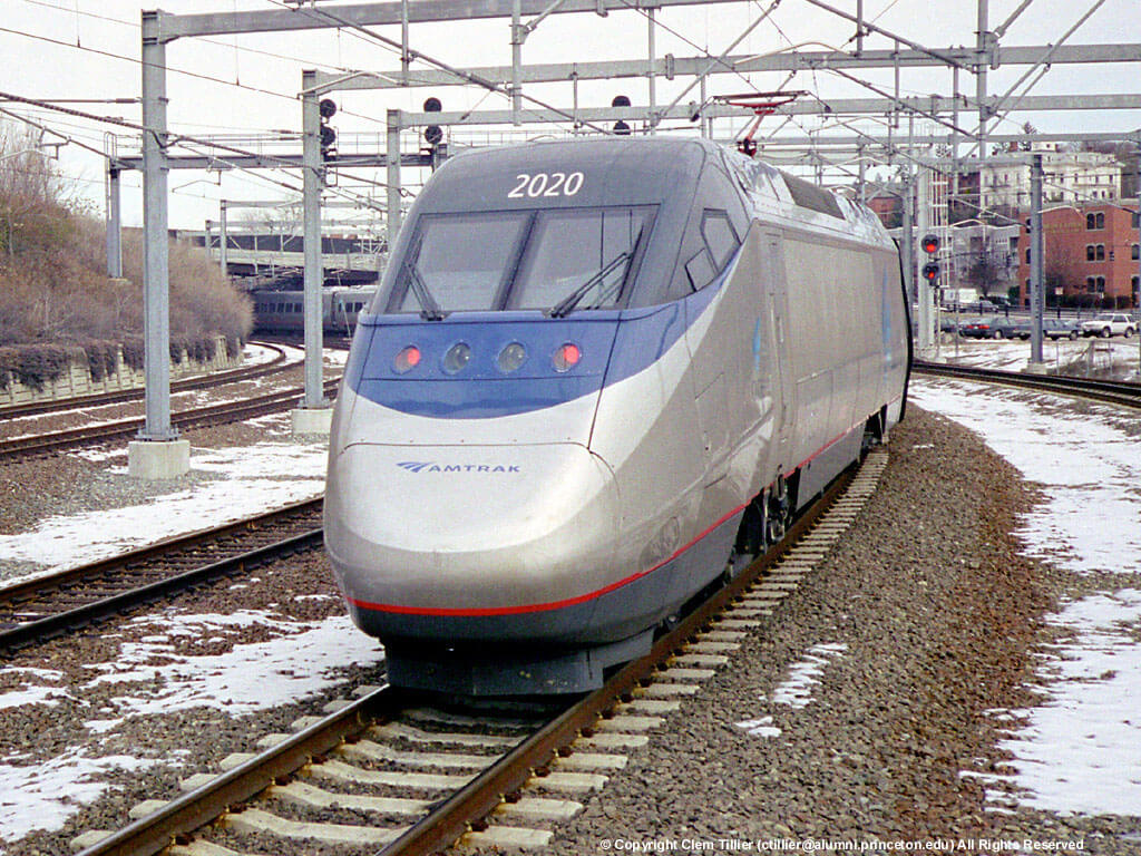 Amtrak To Break Speed Limit in Test Runs Along the Northeast Corridor