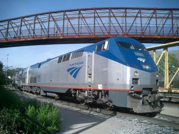 Amtrak Sets Ridership Record And Moves The Nation's Economy Forward