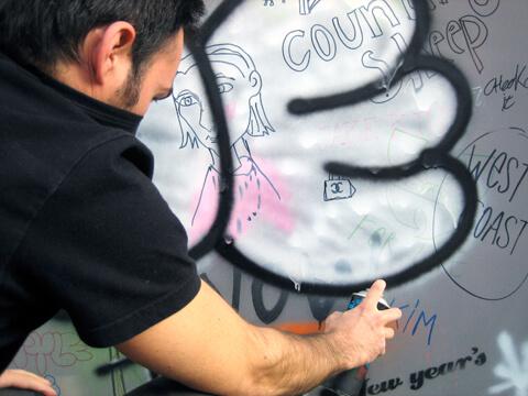 Covestro Anti Graffiti Materials