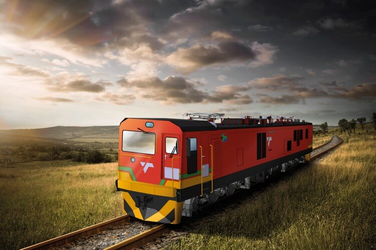 Bombardier Signs Contract for South African Locomotives Project