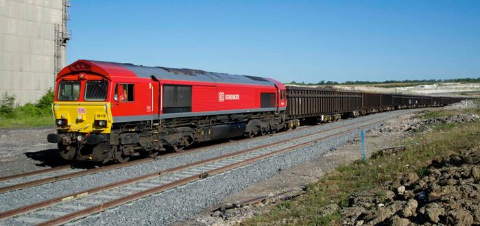 Germany: DB Schenker Rail Rebrands as DB Cargo