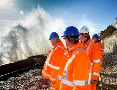 Network Rail Confirms Dawlish Railway Re-Opening