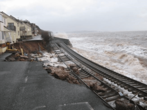 National Train Performance for Period 12 is 87.1% Despite Severe Storms