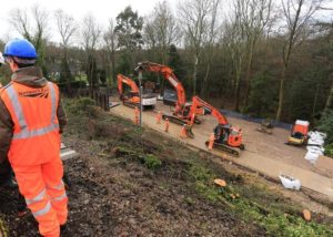 Network Rail on Course to Bring Storm-Hit Railway Back into Full Service