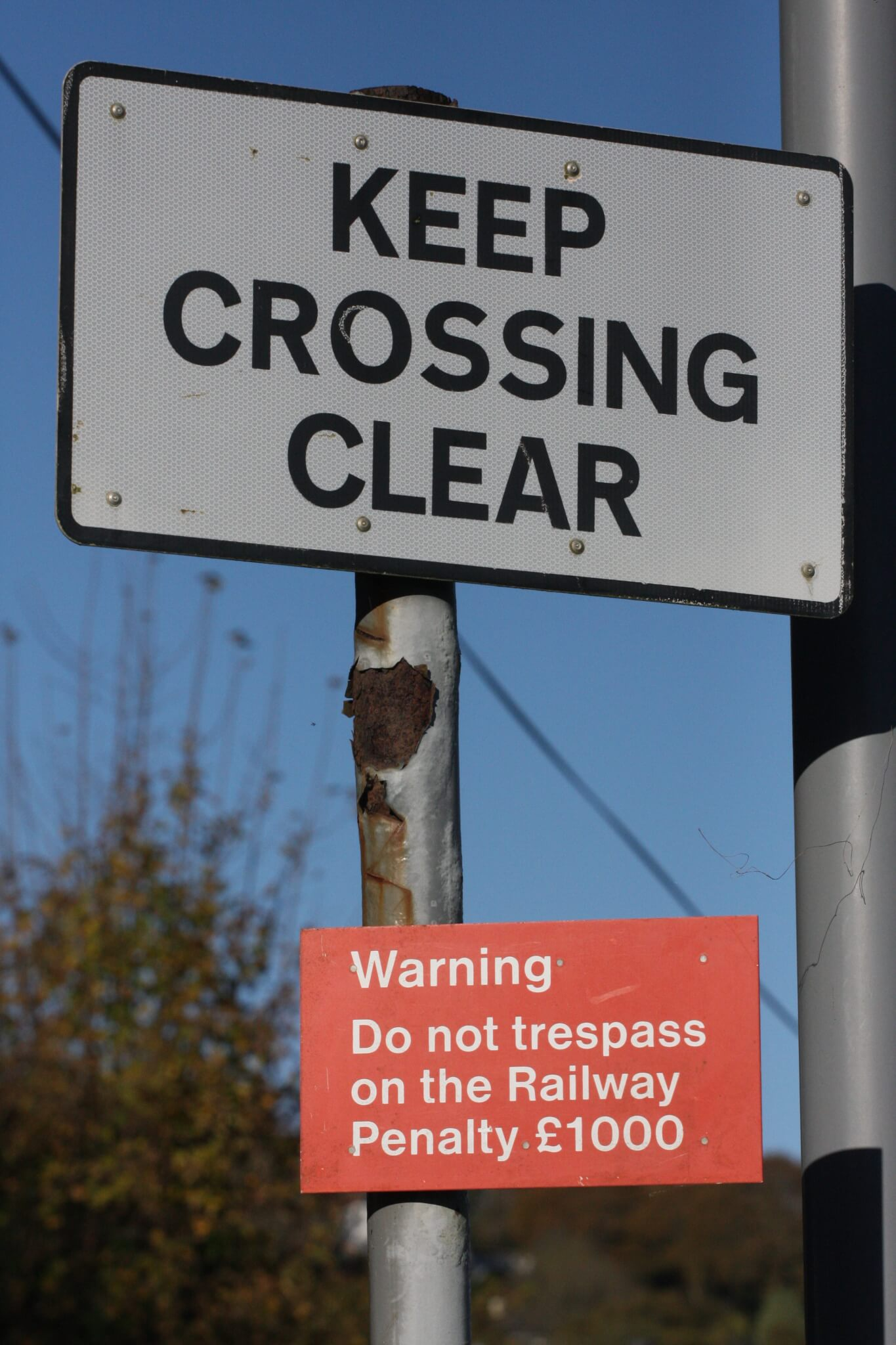 Level Crossing Upgrades in the Selby Area