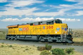 Union Pacific Railroad Wins Green Leadership Award