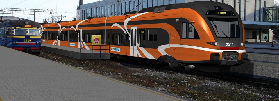 Belarus Order more Flirt EMU's
