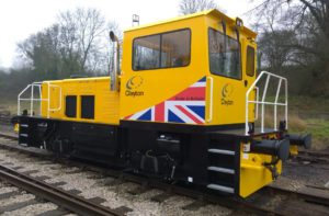 UK: Clayton Equipment Contracted for CD40 Locomotives