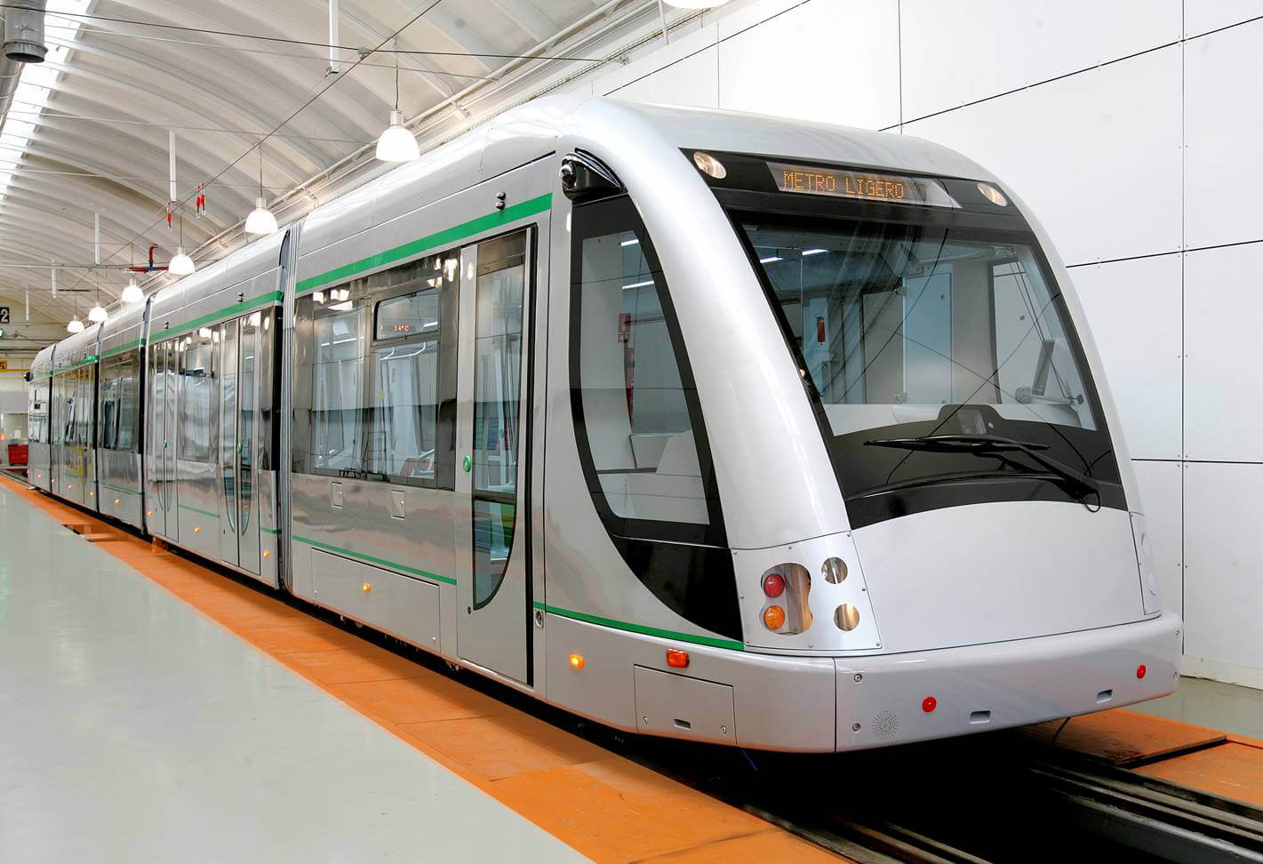 CAF – Seville Light Metro