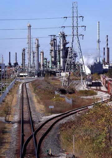 Rail Side Power Lines