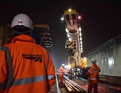Network Rail Signalling Contract Awarded