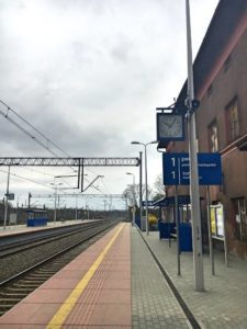 Alumast Supply Composite Lighting Columns to Rybnik–Chałupki Line