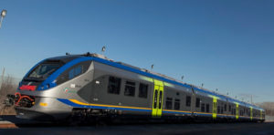 Alstom Coradia Meridian Jazz Delivered to Campania Region