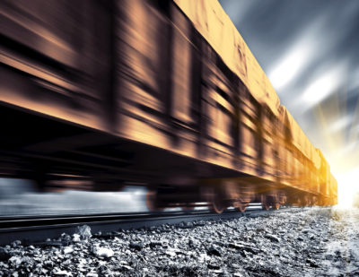 Parker Hannifin at Rail Freight Group Conference 2016