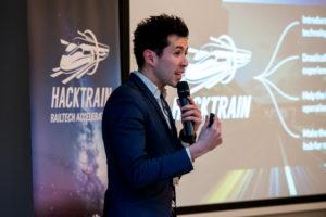 Alejandro Saucedo, co-founder of the RailTech Accelerator