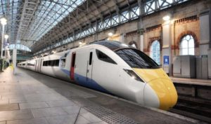 TransPennine Express and Angel Trains Order Hitachi AT300 Carriages
