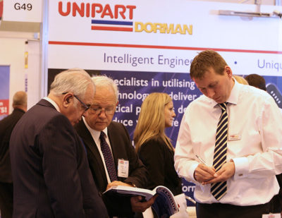 Infrarail 2016 Comes to London